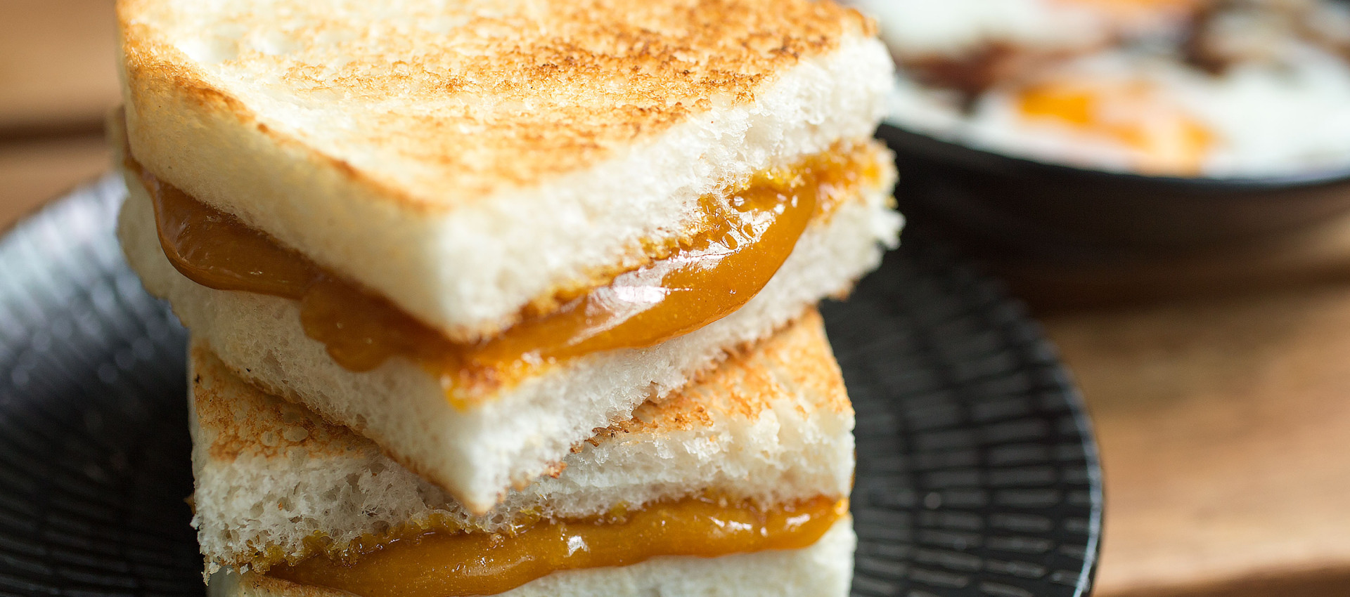 Four Things You Should Know About Kaya Toast