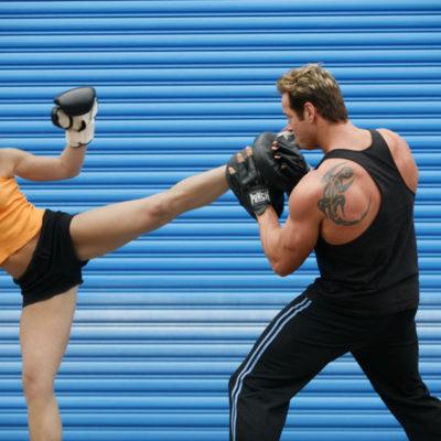 Health Benefit From Muay Thai Kickboxing Sport