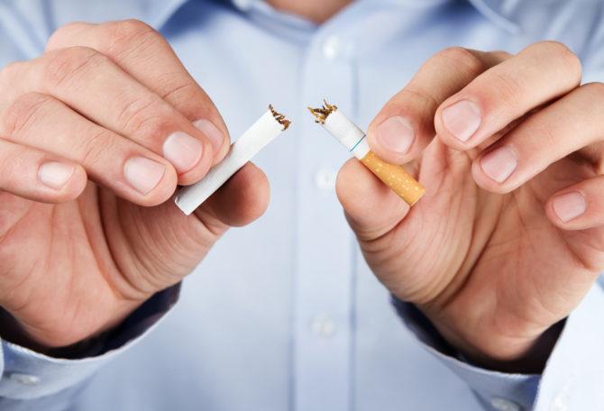 Kicking The Bad Habit Of Smoking
