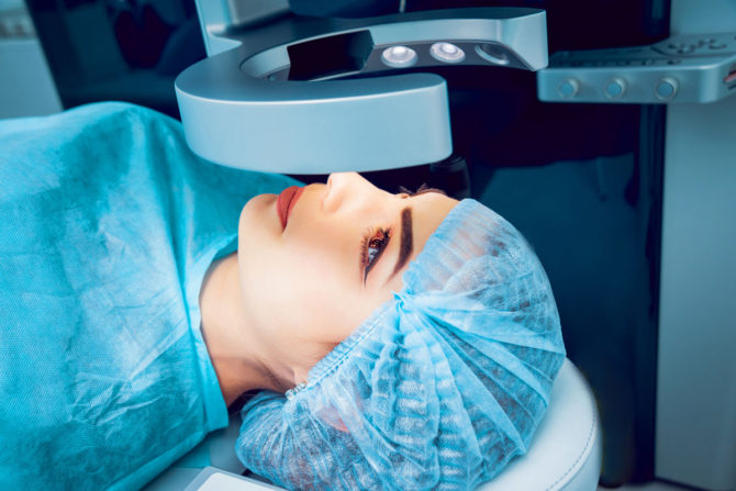Consider Lasik Surgery This Year
