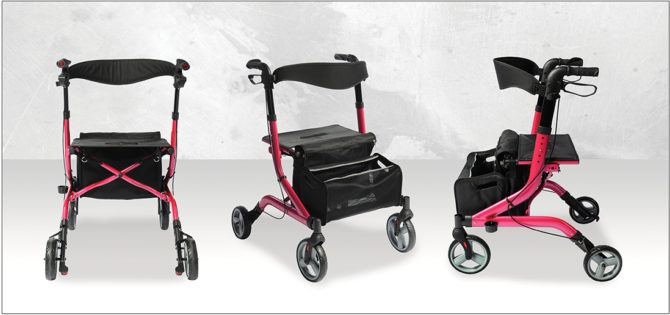 The Many Benefits Of Mobility Walkers