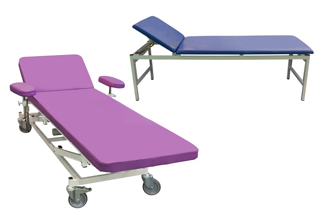 Complete Rehabilitation And Cure With Neurological Bobath Tables