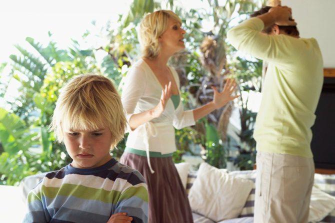 When A Parent's Addiction Becomes A Child's Depression