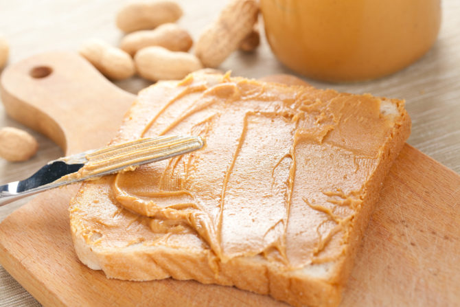 Peanut Butter For Happiness And Health
