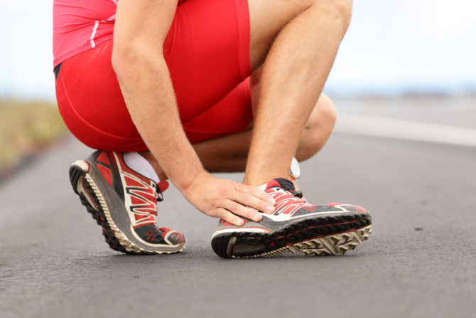Are You Suffering From Achilles Tendinitis?
