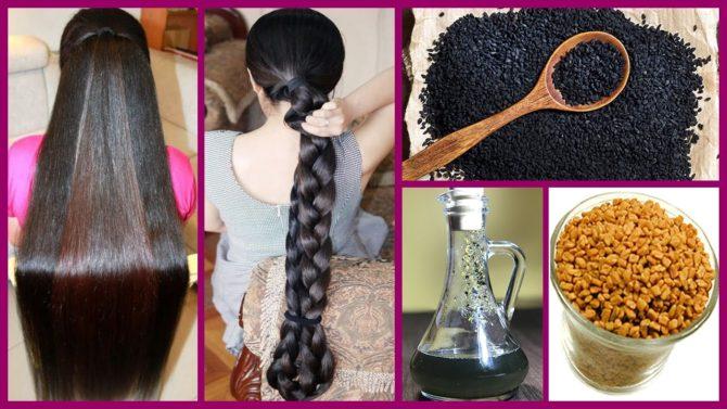 Black Seed Oil For Hair