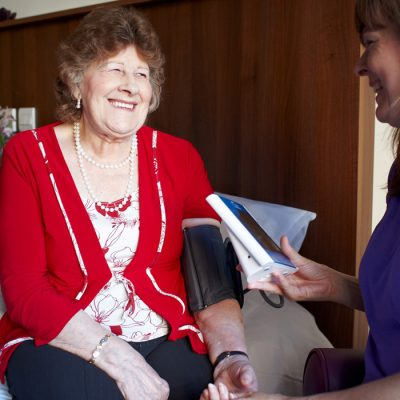 What Is The Highest Rated Care Home In Abingdon?