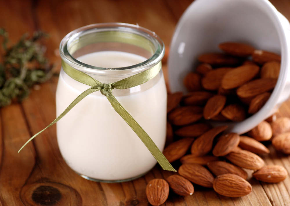 Health Benefits That You Can Get With Consuming The Almond Milk Press