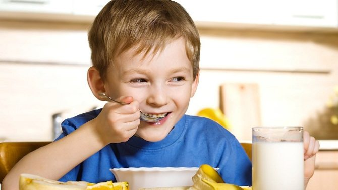 Healthy Three Breakfast Ideas For Kids