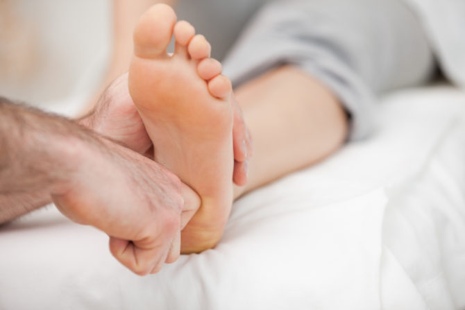 Treating The Intolerable Prickly Painful Sensations In Your Heels