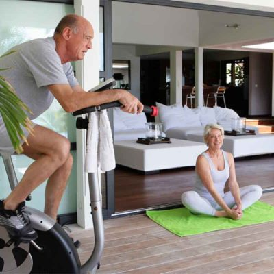 How Can You Get The Most Out Of Your Home Gym?